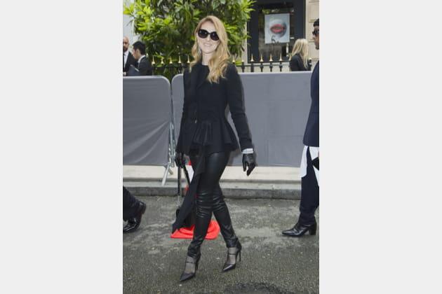 Céline Dion le 4juillet 2016