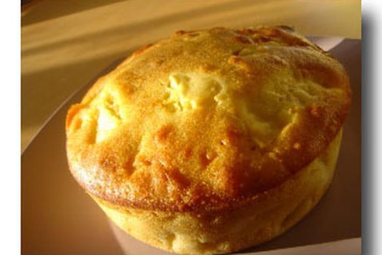 Cake moelleux à la pomme