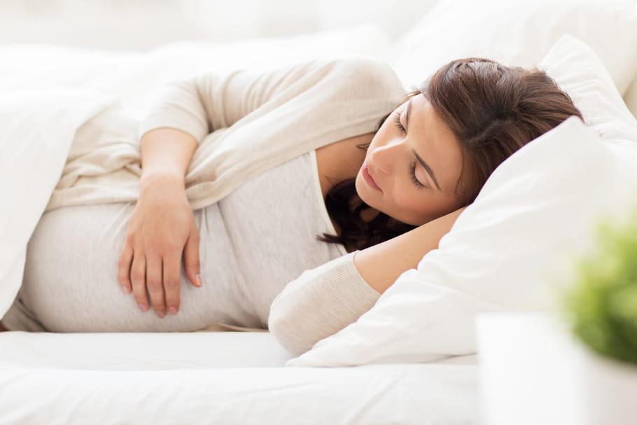 Cauchemars chez la femme enceinte: à quoi est-ce dû?