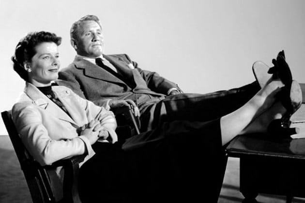 Katharine Hepburn - Spencer Tracy