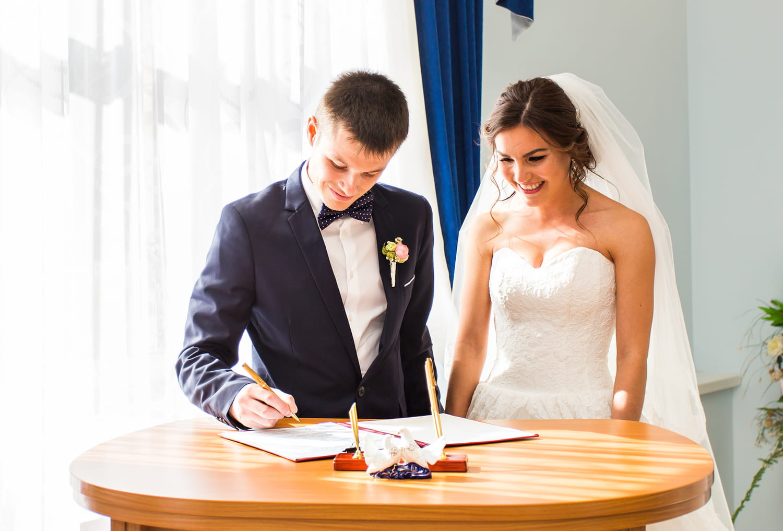 Mariage civil: déroulement, publication des bans, démarches