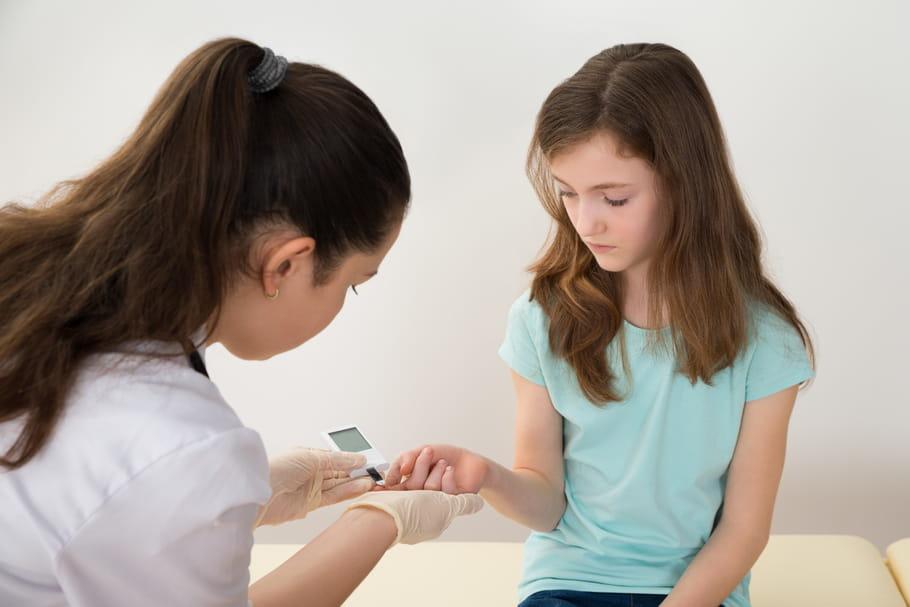 Diabète chez l'enfant: symptômes, diagnostic, traitements