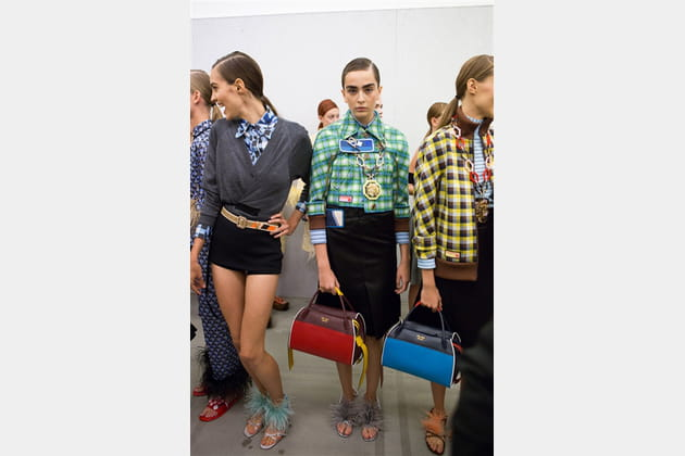 Prada (Backstage) - photo 32