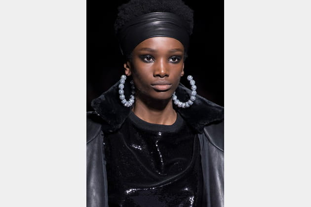 Tom Ford (Close Up) - Automne-Hiver 2018-2019