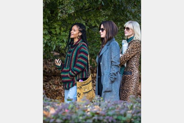 Rihanna, Sandra Bullock et Cate Blanchett