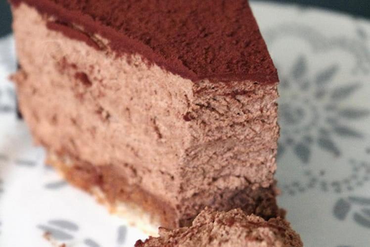 Entremets Royal au chocolat