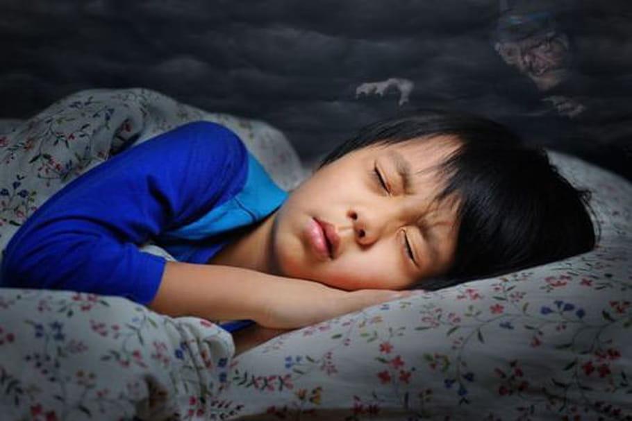 Mon enfant fait des cauchemars, que faire ?