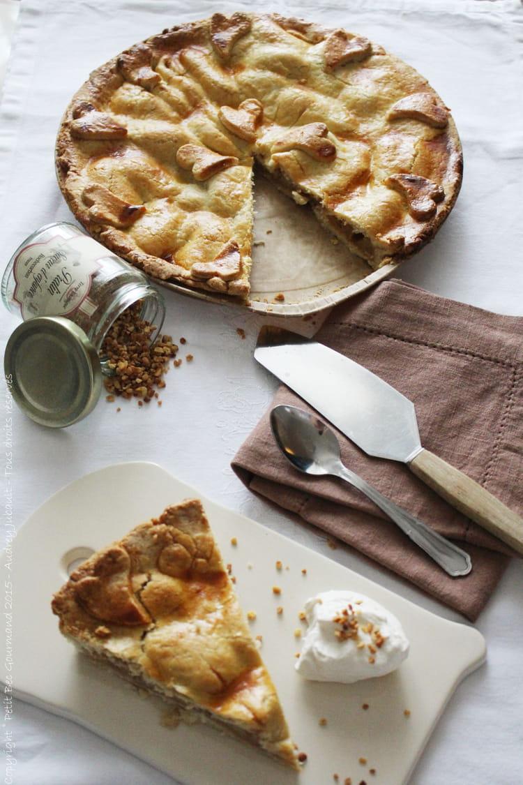 recette de grand apple pie tarte aux pommes américaine la