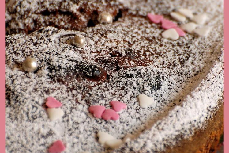 Gâteau à la Pralinoise