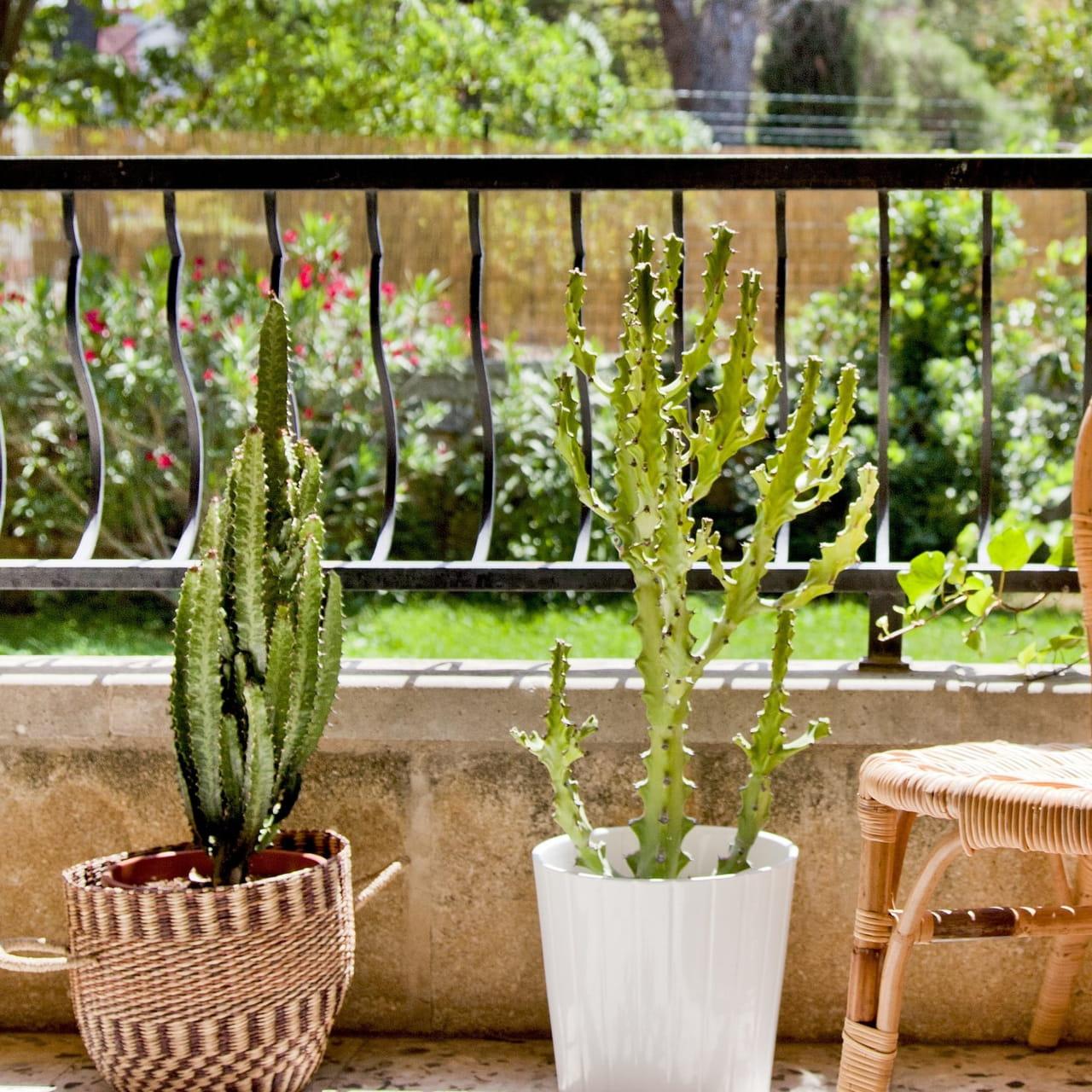 Aménager et décorer un balcon