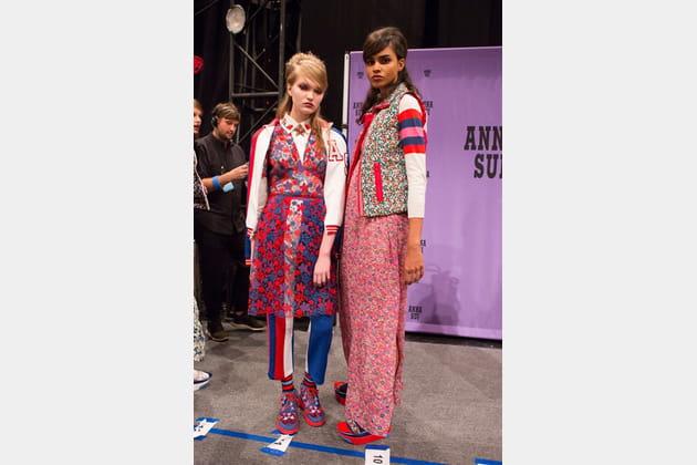Anna Sui (Backstage) - photo 45
