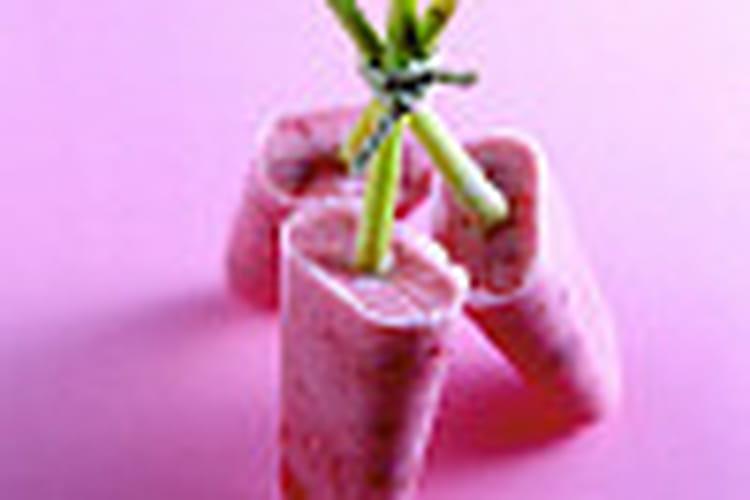 Esquimaux aux fraises Tagada