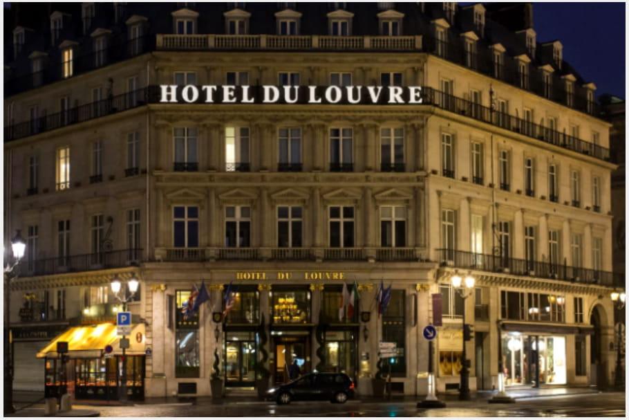 L'Hôtel du Louvre Hyatt