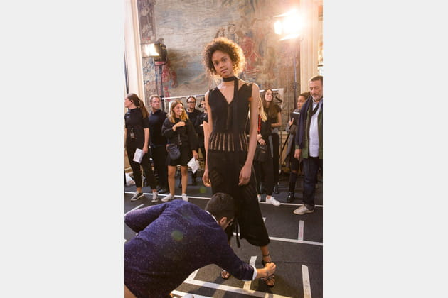 Roland Mouret (Backstage) - photo 37