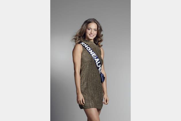 Miss Rhône-Alpes - Camille Bernard