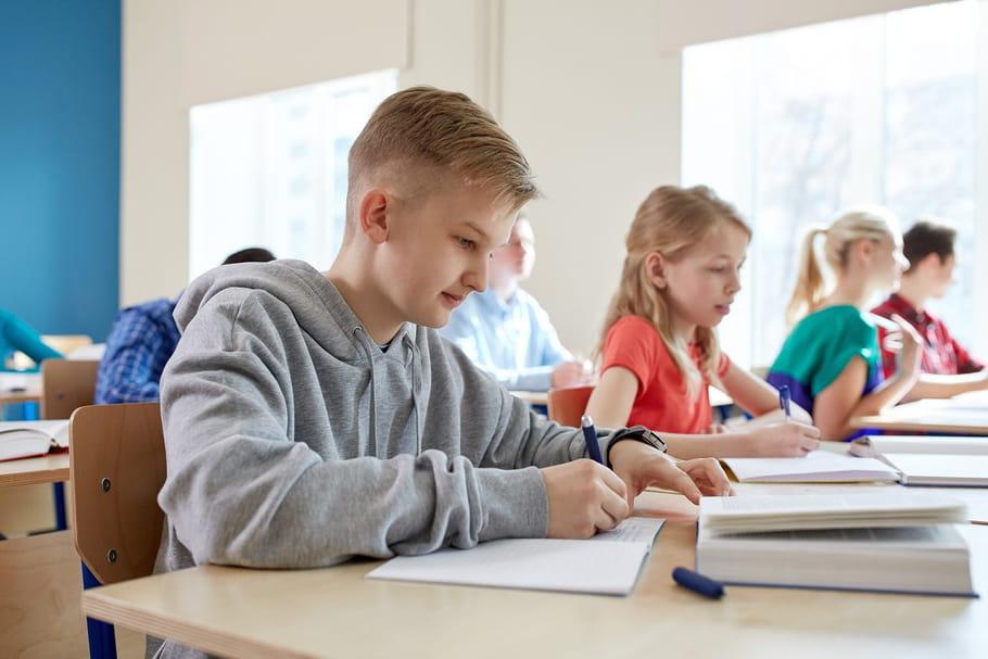 De plus en plus de collégiens apprennent l'allemand, vraiment?
