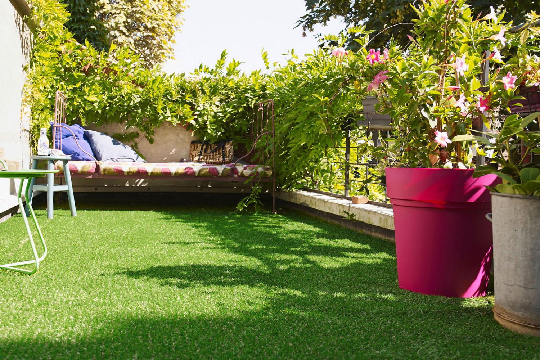 Choisir son gazon synthétique pour le balcon ou la terrasse