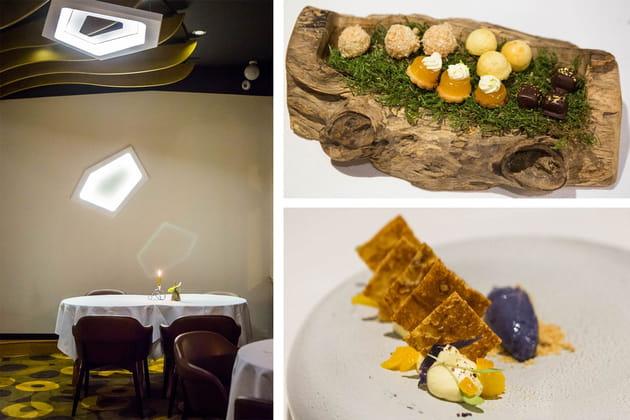 La Liégeoise, le restaurant pour un dîner étoilé