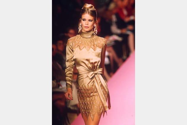 Claudia Schiffer le 15juin 1991