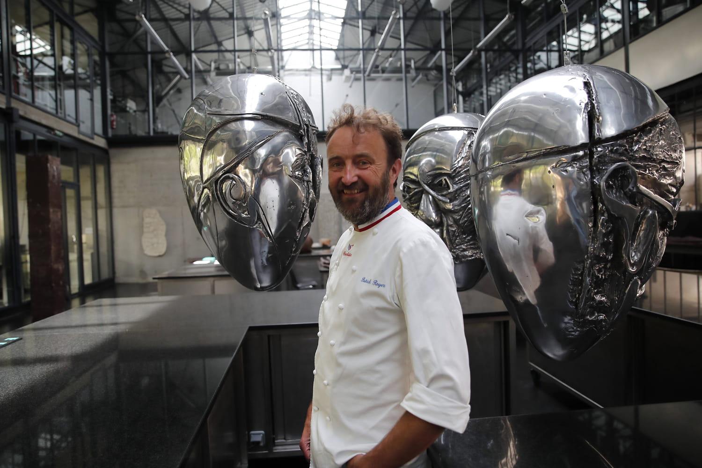 Patrick Roger, le sculpteur de goûts