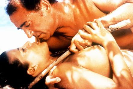 """En 1986dans """"Descente aux enfers"""", avec Claude Brasseur"""