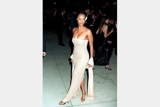 Tyra Banks en 1998