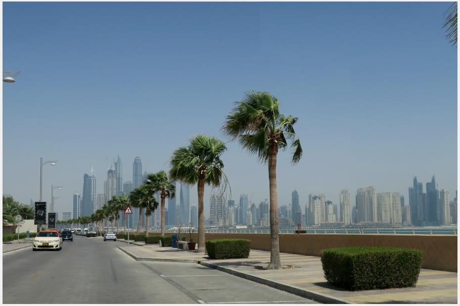 Bienvenue à Dubaï