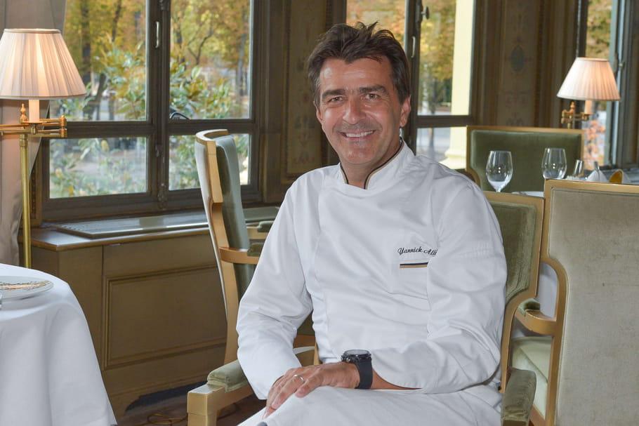 Yannick Alléno, la fierté d'une région