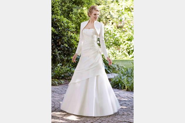 Robe de mariée Lagos de Point Mariage