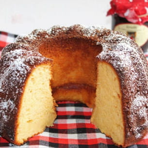 le gâteau battu