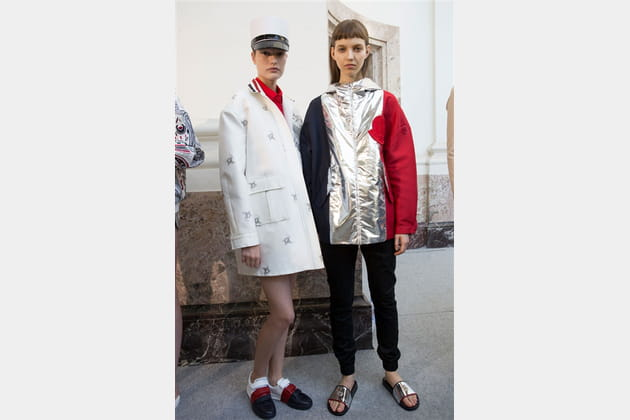 Moncler Gamme Rouge (Backstage) - photo 63