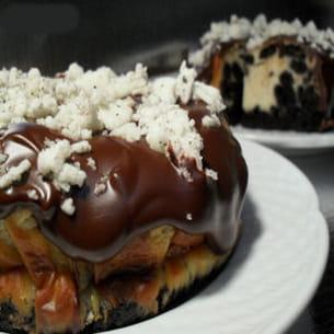 cheesecake aux oréos et au boursin