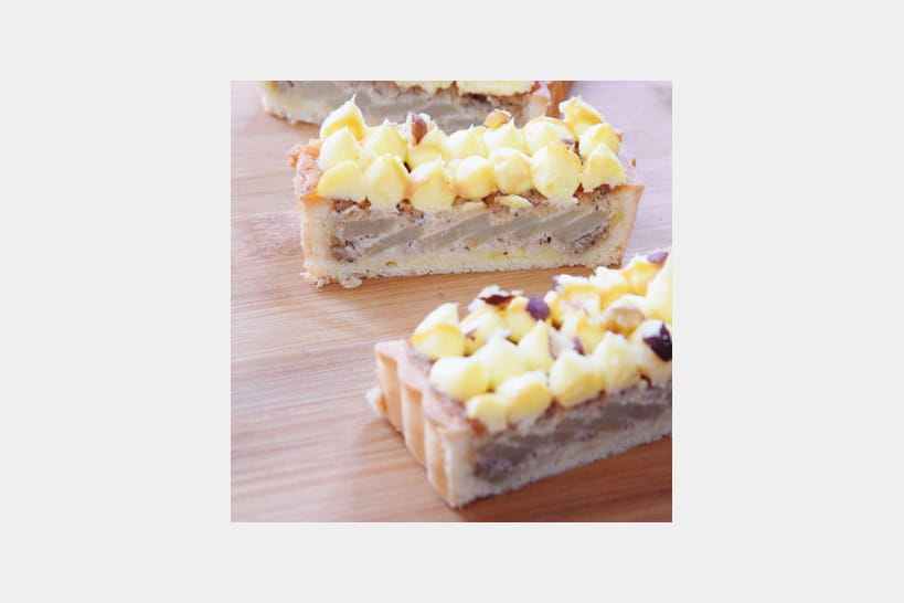 Recettes dessert poire