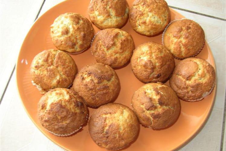 Muffins des Tropiques