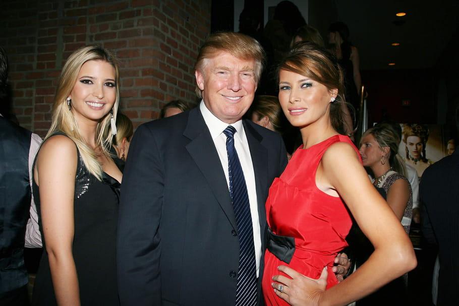 Donald Trump: qui sont les femmes de son clan