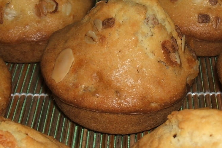 Muffins au muesli