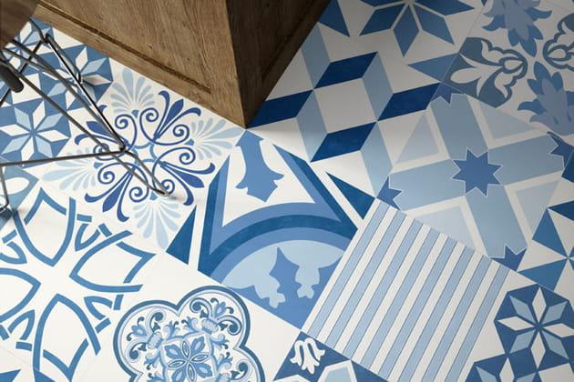 Carreaux de ciment Patchwork de Tile of Spain