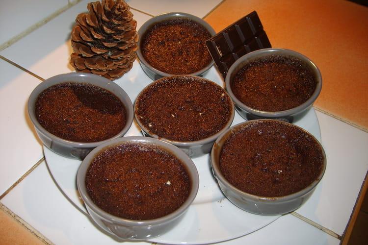 Fondant au Chocolat minute