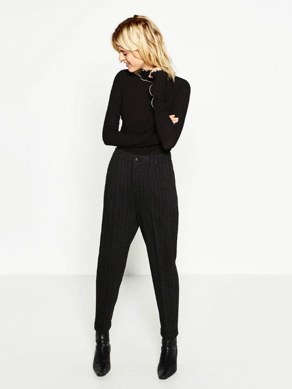 pantalon rayures tennis. Black Bedroom Furniture Sets. Home Design Ideas