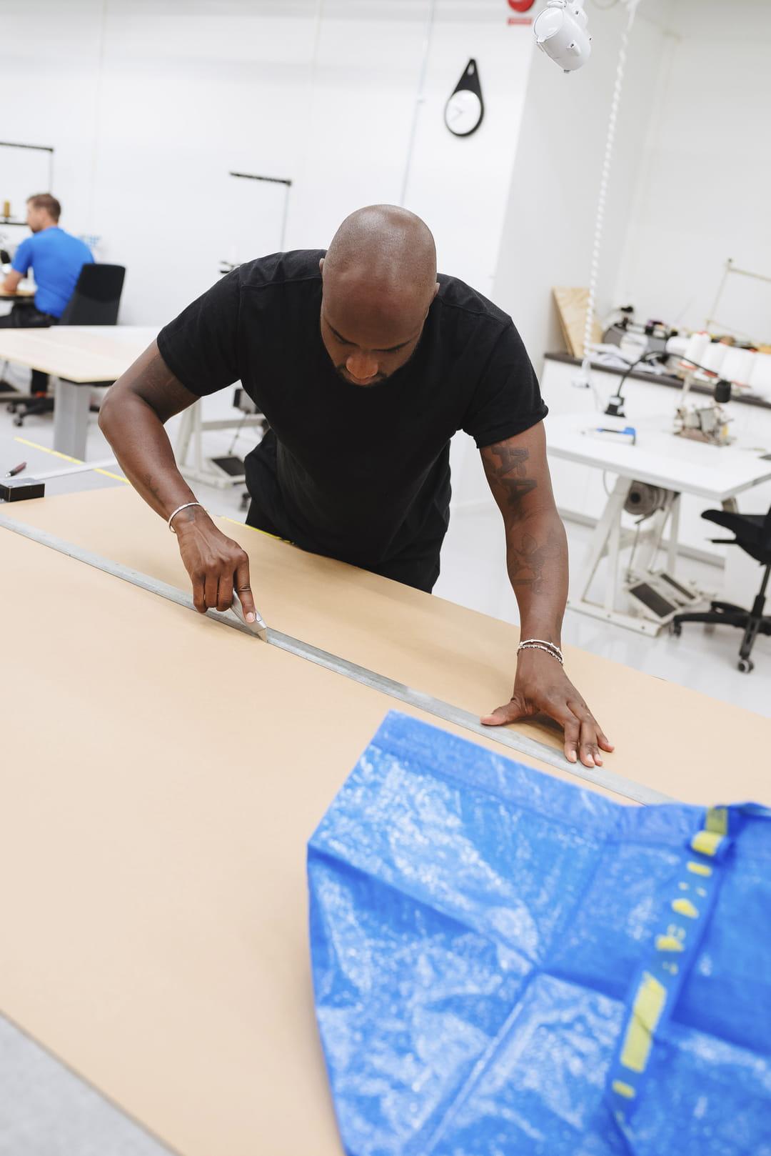 Ikea X Virgil Abloh Tout Sur Markerad Leur Collection Prevue Pour