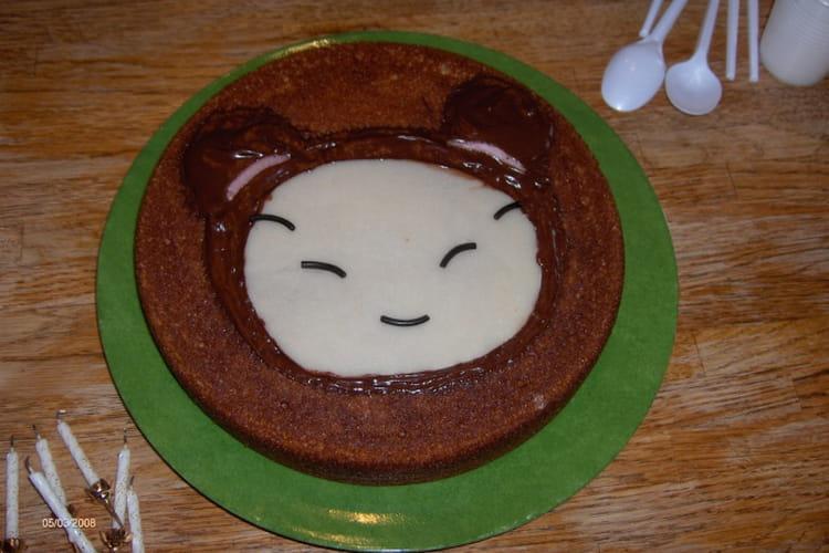 Gâteau Pucca