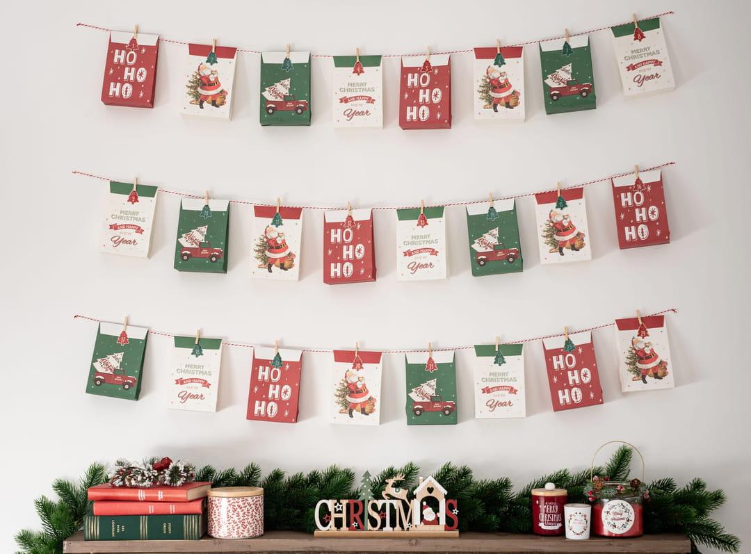 Des calendriers de l'Avent ultra déco pour Noël 2020