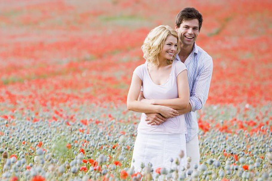 8 ans de mariage : les noces de coquelicot