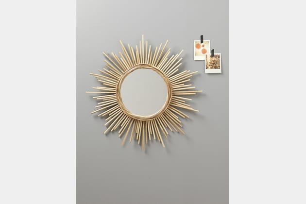 Miroir Soleil de Cyrillus