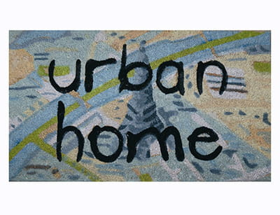 paillasson 'urban home' d'incidence