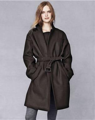 le maxi manteau de vanessa bruno pour la redoute