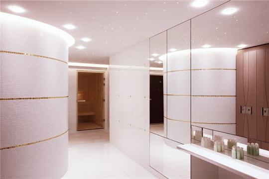 L'espace sauna