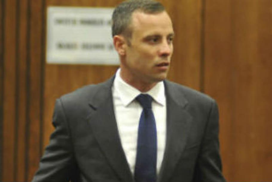 Oscar Pistorius peine