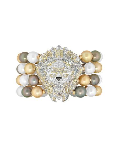 """Le bracelet """"Lion Baroque"""""""