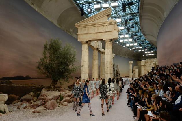 Escale en Grèce antique